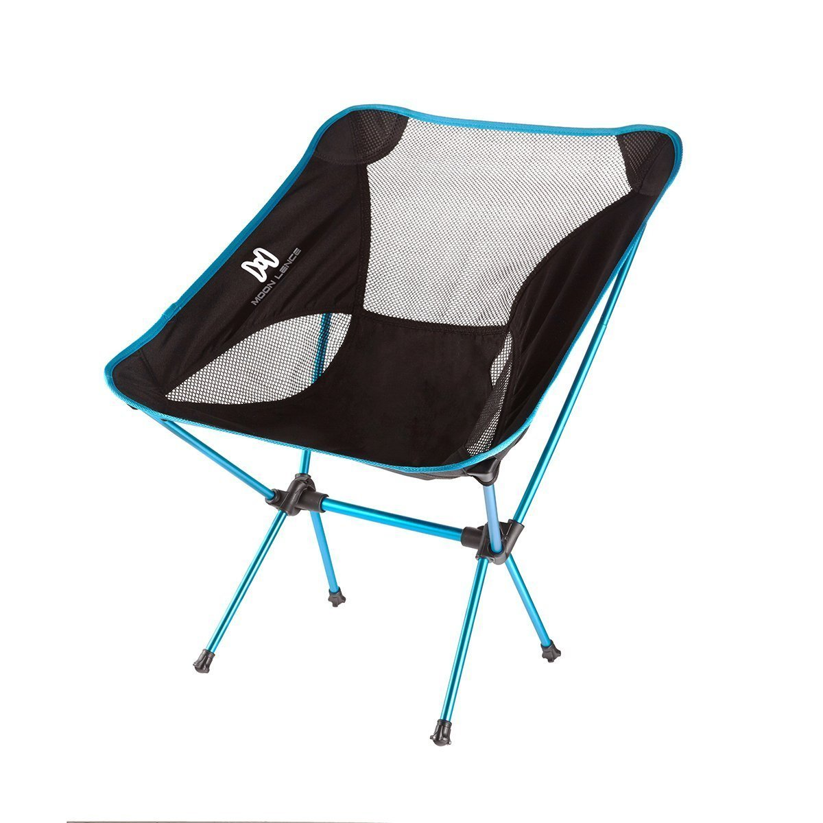 Moon Lence Ultralight Heavy Duty Camping Chair Folding Beach Chairs With Carr
