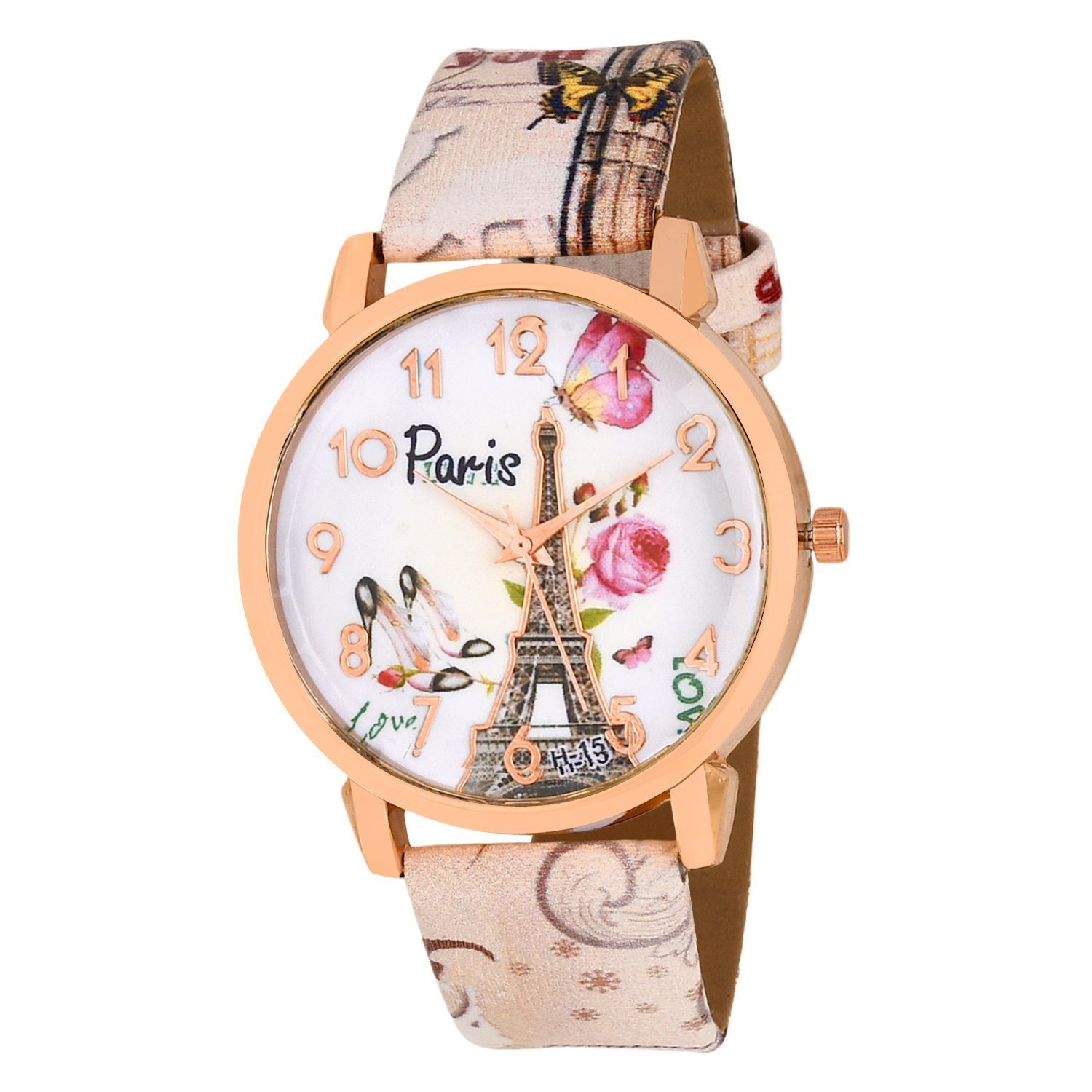 Buy OpenDeal Analogue Multicolor Dial Girl\'s & Women\'s Watch (Od ...