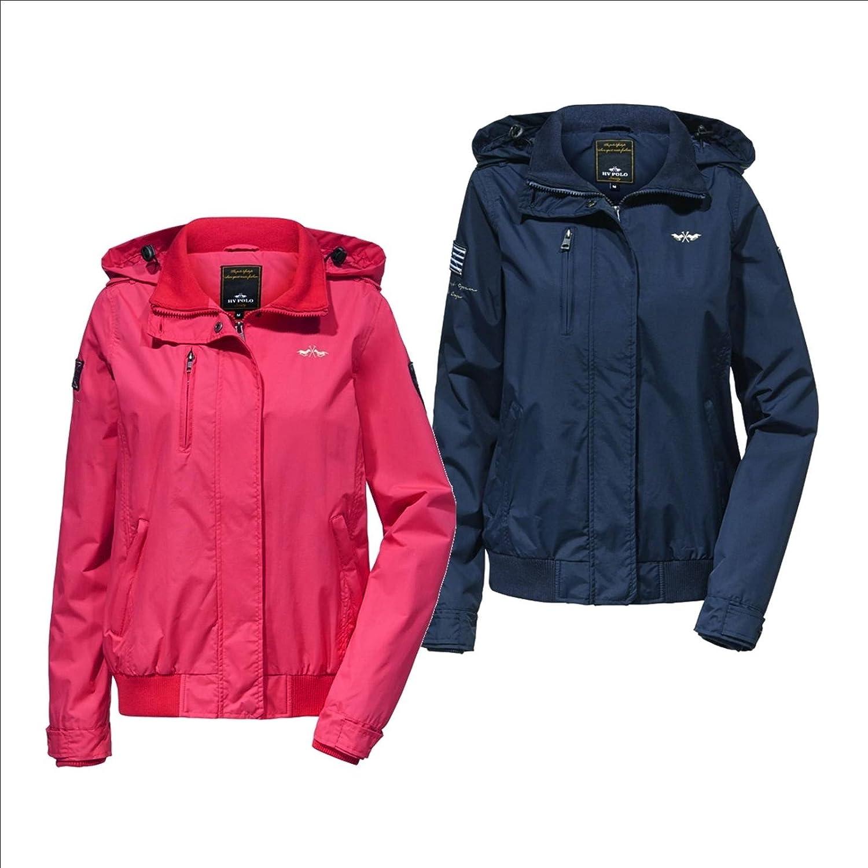 8647db793e2 HV Polo Jacket Legrand, navy, XL: Amazon.co.uk: Sports & Outdoors