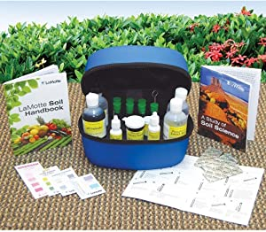 Lamotte Model El - Turf and Garden Soil Test Kit - 5679-01