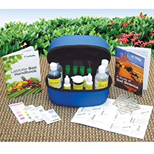 Lamotte Model El - Turf and Garden Soil Test Kit