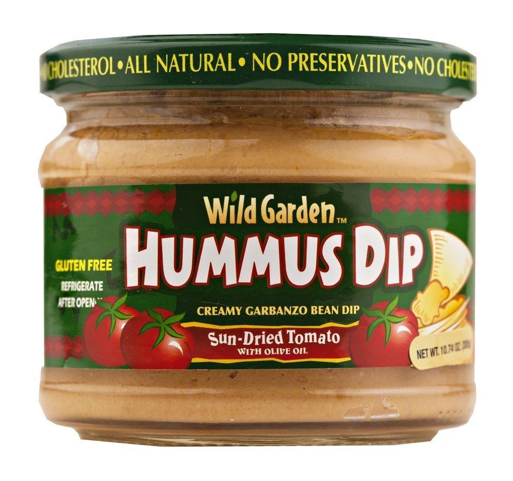 Party Hummus Dip, Sun Dried Tomato - 2 Pack - 10.74 Oz