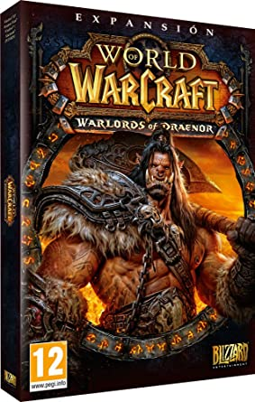 ACTIVISION - Activision Pc Wow Warlords Of Draenor - 72930SP