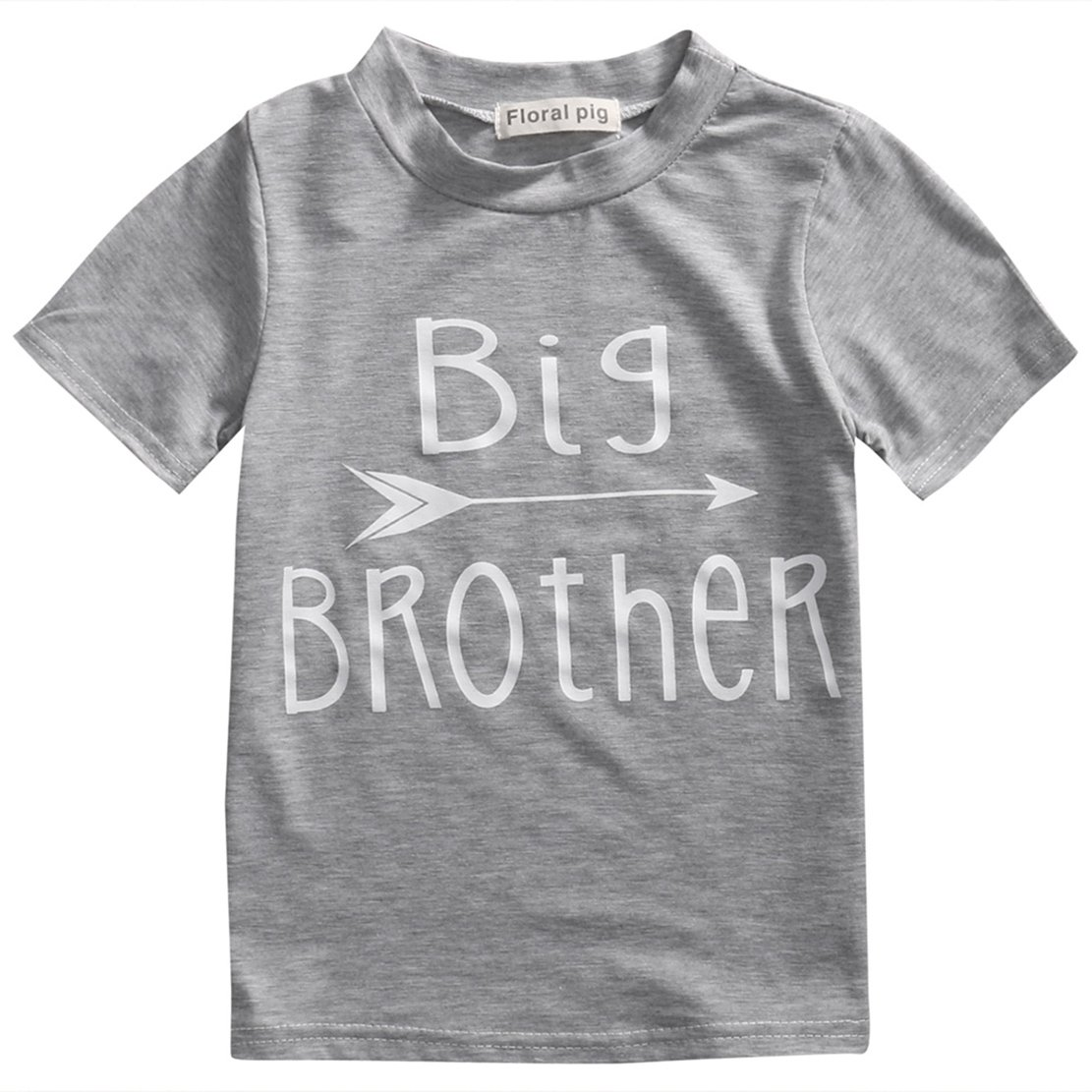 Baby Sibling Shirts Big Sister Big Brother T-Shirts Blouses One Piece