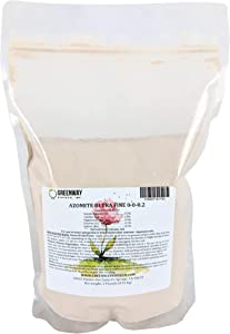 Ultra Fine Azomite Rock Dust Volcanic Ash (Certified Dealer) Organic Trace Minerals