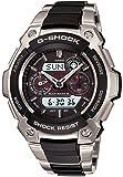 [カシオ] 腕時計 ジーショック MT-G 電波ソーラー MTG-1500-1AJF シルバー