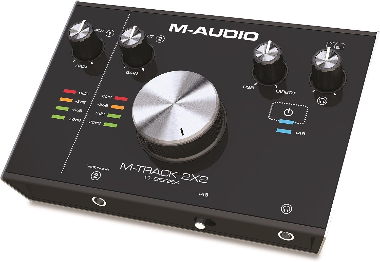 M-Audio『M-Track 2X2』