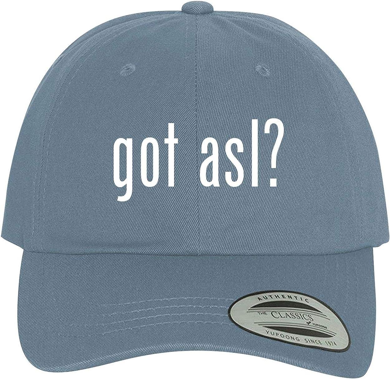 BH Cool Designs got ASL? Comfortable Dad Hat Baseball Cap