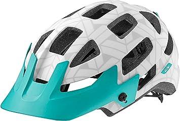GIANT Liv Infinita Bicicleta Casco Blanco/Aqua Western ...