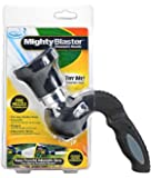 Mighty Blaster Spray Nozzle, New Powerful Fireman's Nozzle Adjustable Sprayer for Car Washing or Gardening