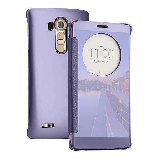 14 opinioni per Custodia LG G4, TOROTON LG G4 Custodia Cover Scafo Traslucido Specchio Copertura