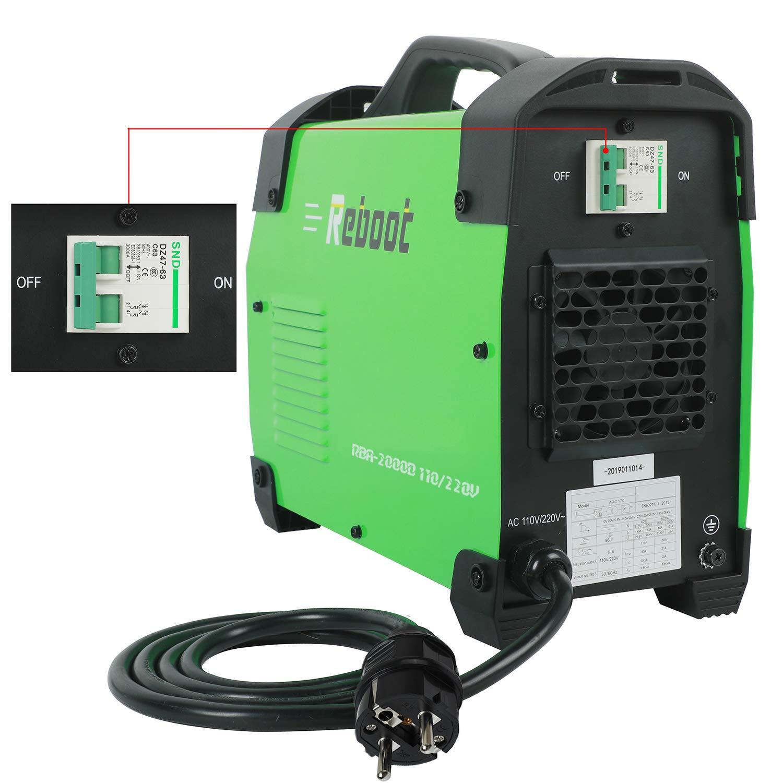 400A Support d/électrode de soudage Pince de maintien pour m/âchoire lourde Pince d/électrode du poste de soudage ARC Welder American Design