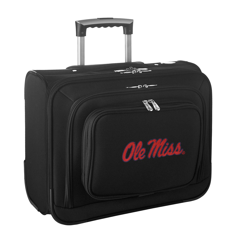NCAA Wheeled Laptop Overnighter B00LVMS44K Mississippi Old Miss Rebels Mississippi Old Miss Rebels