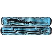 Striker Scooter Freestyle Puños (Black/Light Blue)
