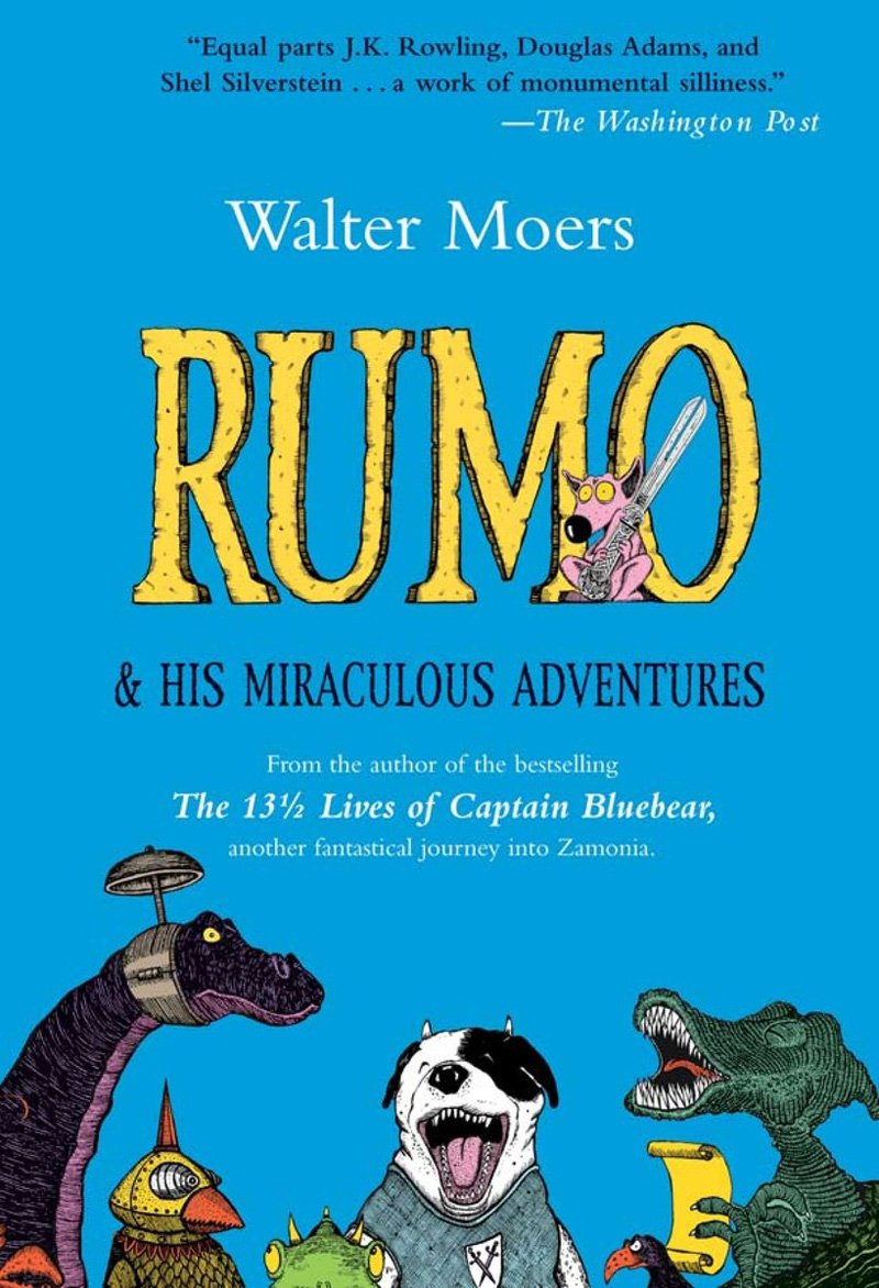Amazon: Rumo: And His Miraculous Adventures (9781585679362): Walter  Moers: Books