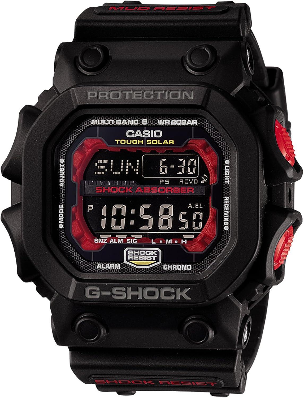 CASIO watches g-shock GX Series tough'solar radio watch MULTIBAND 6 GXW-56-1AJF men's watch