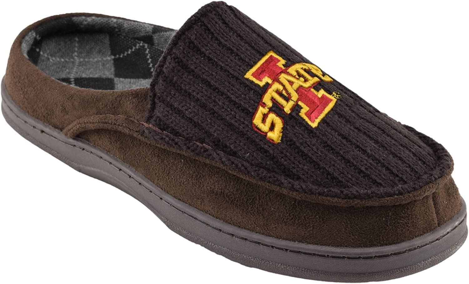 Iowa Mens Moccasin Slipper Extra Large