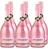 J.P. Chenet Ice Sparkling Rose Wine, 75 cl, Case of 6
