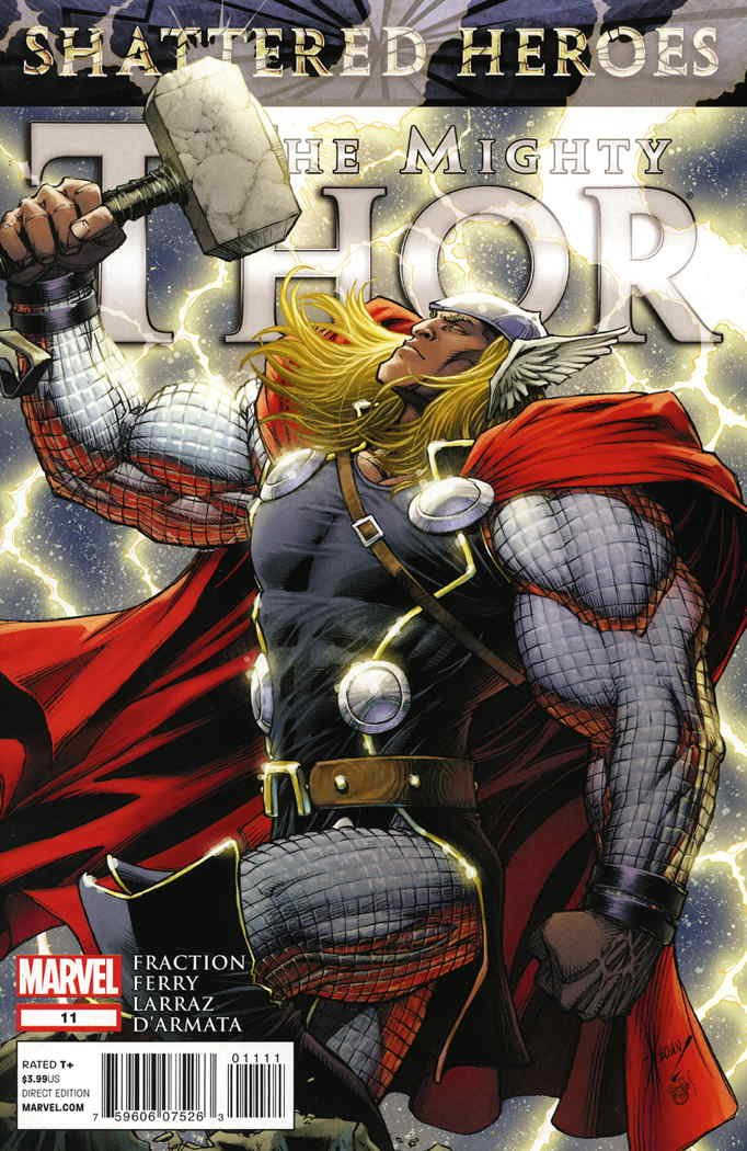 Mighty Thor, The #11 VF/NM ; Marvel comic book