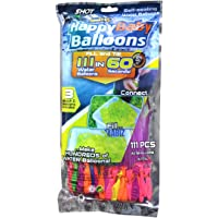 Self Sealing Bunch Water Balloons Family Fun Instant Balloon Easy Quick Fill Balloon Colorful Water Balloon for Kids and…