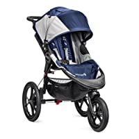 Baby Jogger Summit X3-3-Rad-Kinderwagen, Single-Modell