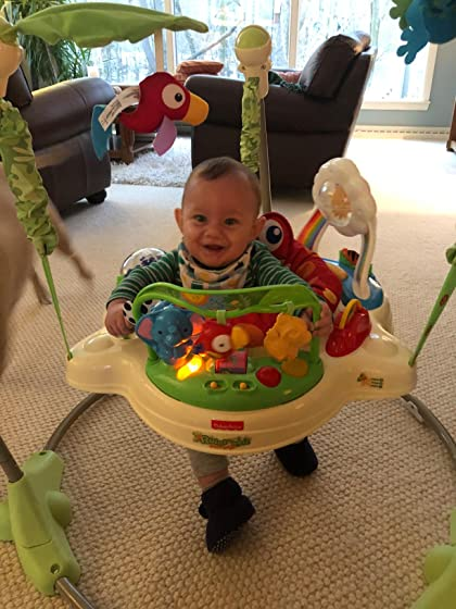 Fisher-Price Rainforest Jumperoo Worth every penny