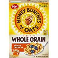 Post Honey Bunch Oats Wholegrain Crunch, Honey, 510g