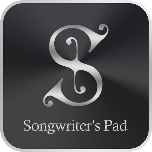 Songwriter's Pad - Songwriting App with Rhyme Dictionary