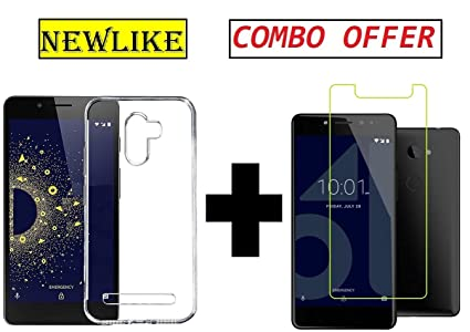 sneakers for cheap 675af 55067 Newlike Tenor 10.or E, Tempered Glass & Back Cover, [Combo] Real 2.5D 9H  Anti-Fingerprints & Oil Stains Coating Hardness Screen Guard (Transparent)