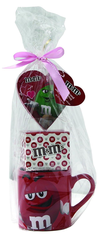 Amazon.com : Frankford Candy Company M&M Gift Mug Tower, Milk Chocolate, 2.75 Ounce : Grocery & Gourmet Food