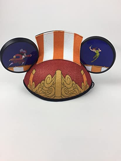 3183d79744609 Amazon.com   Disney Parks Peter Pan And Captain Hook Pirates Mickey Ear  Ears Hat   Everything Else
