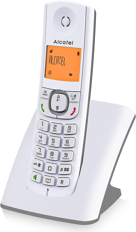 Teléfono Inalámbrico- Alcatel F530- Color Gris