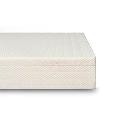 Brentwood Home Bamboo Mattress, Gel Memory Foam, 11-Inch, Queen