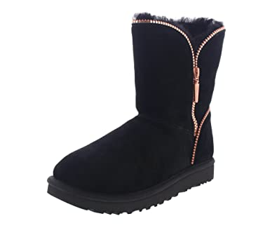 black and gold ugg boots