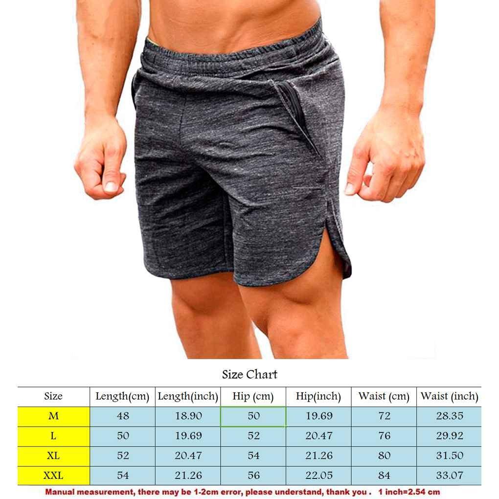 Minzhi Shorts Kalb Mnner Lose Sports Breathable Bodybuilding Laufen 9YH2IEWD