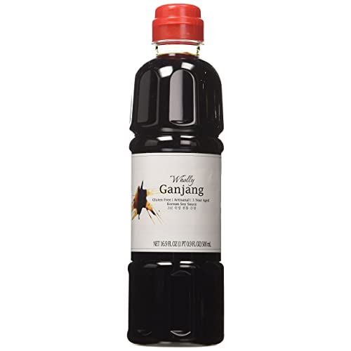 Wholly Ganjang Artisanal Korean Soy Sauce