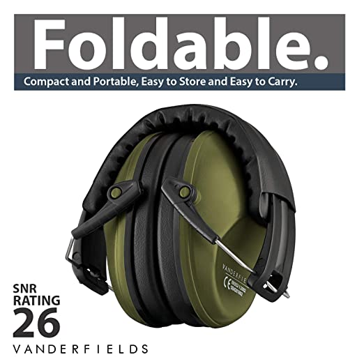 Proteccion Auditiva Cascos Ruido Protectores Auditivos - Orejeras Antiruido Army Green: Amazon.es: Industria, empresas y ciencia