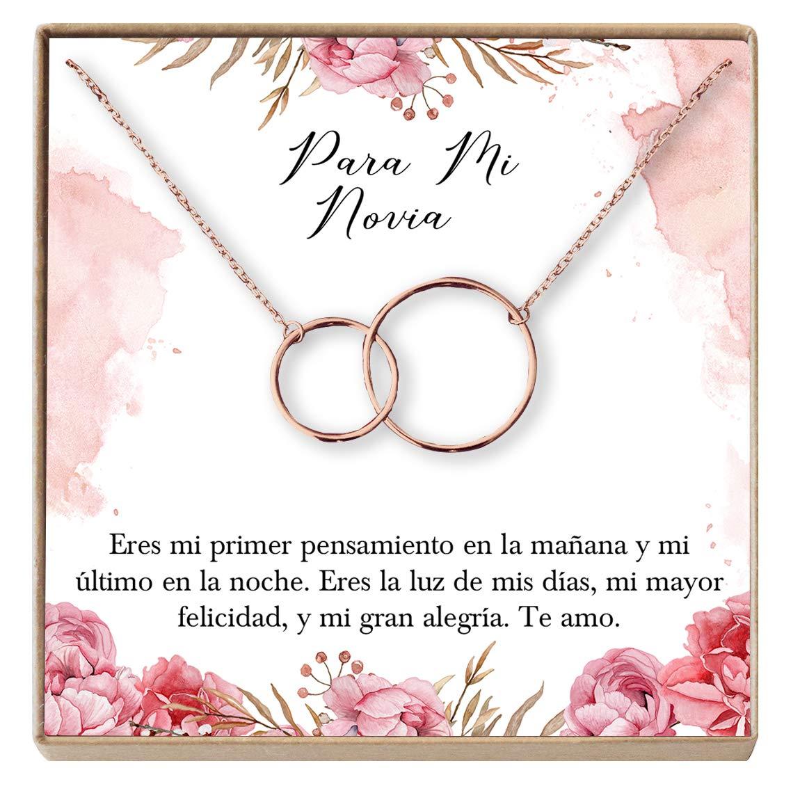 Amazon.com: Regalo para Novia: San Valentín, Cumpleaños ...