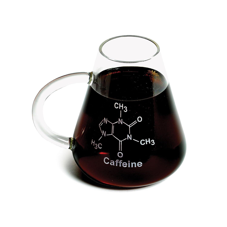 United Scientific Supplies FGMG500 Erlenmeyer Flask Mug, 500mL