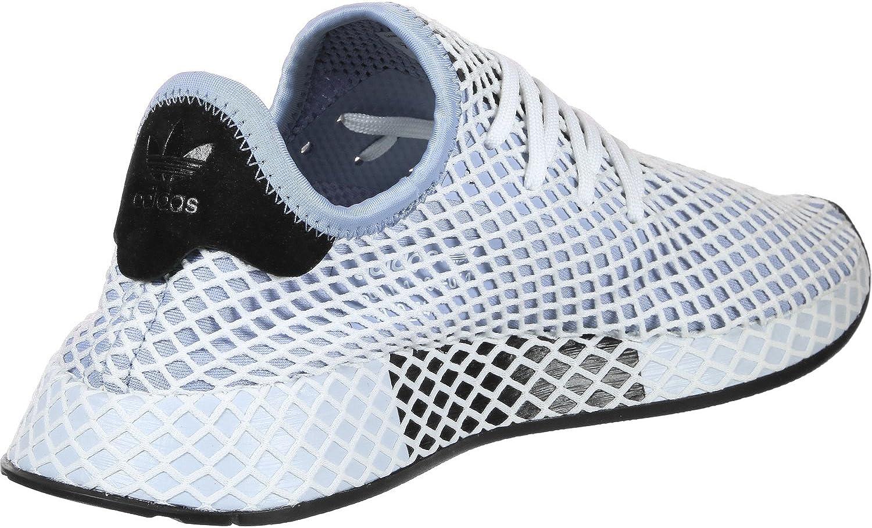 Maduro Lago taupo Negrita  Amazon.com: Adidas Deerupt Runner - Zapatillas para mujer, color azul: Shoes