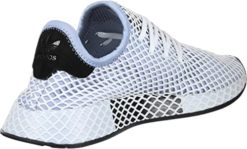 Adidas Deerupt Runner Women's Trainers Blue/White/Black, 36 ...