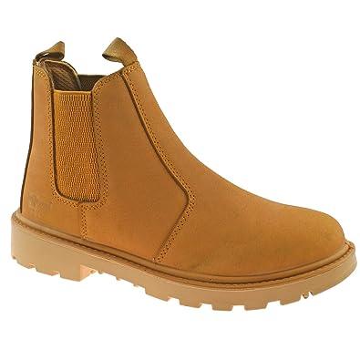 68099ec32d2 Grafters Grinder Twin Gusset Dealer Mens Safety Boots