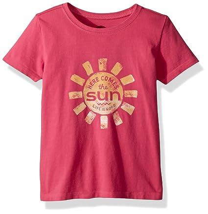 cb03818622e0 Amazon.com  Life if Good Toddler Kids Crusher Graphic T-Shirts ...