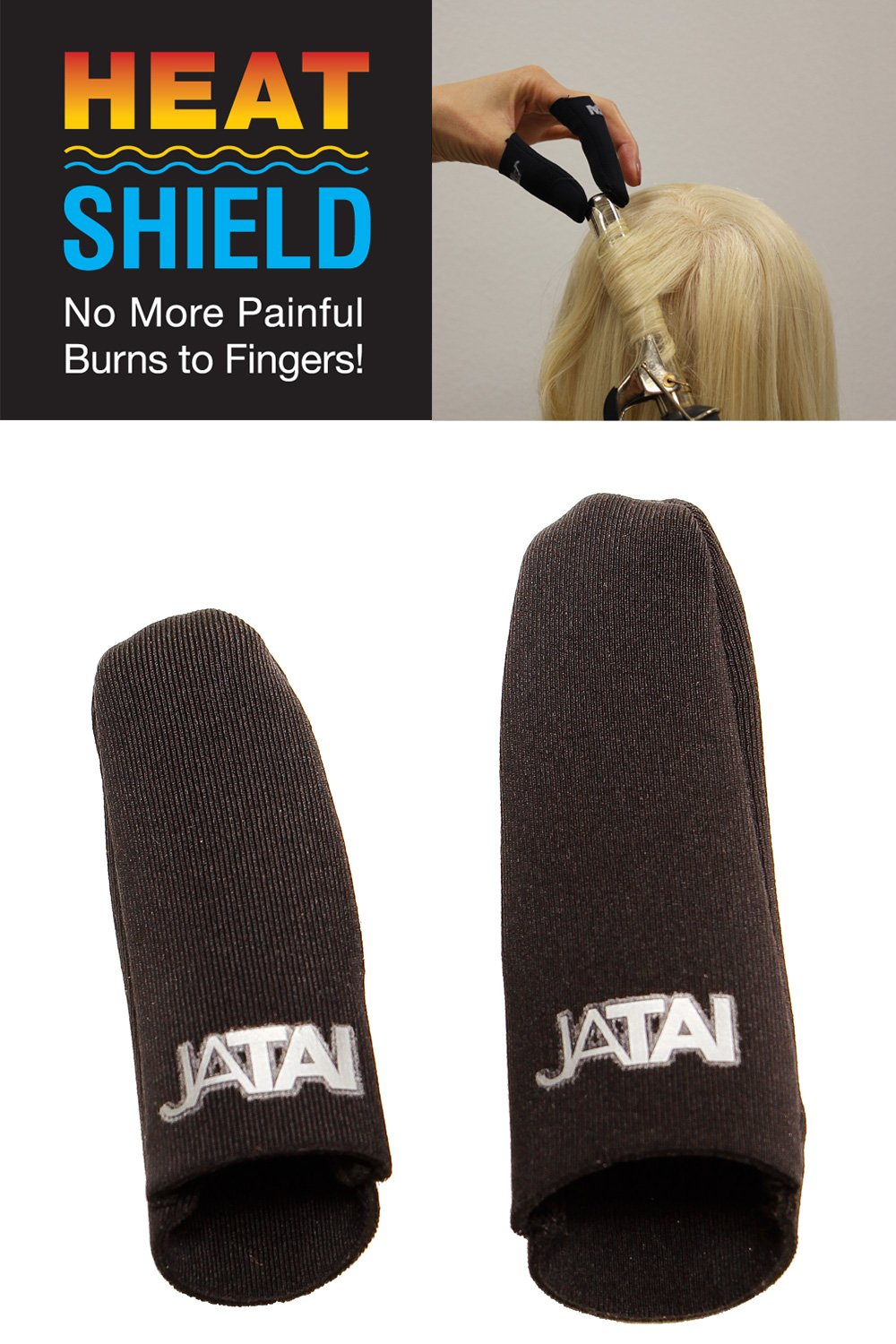 Amazon Com Gloves For Heat Perfect For Curling Irons