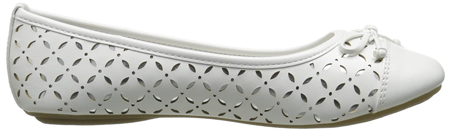Sperry Bethany Ballet Flat (Toddler/Little Kid/Big Kid): Amazon.co.uk: Shoes  & Bags