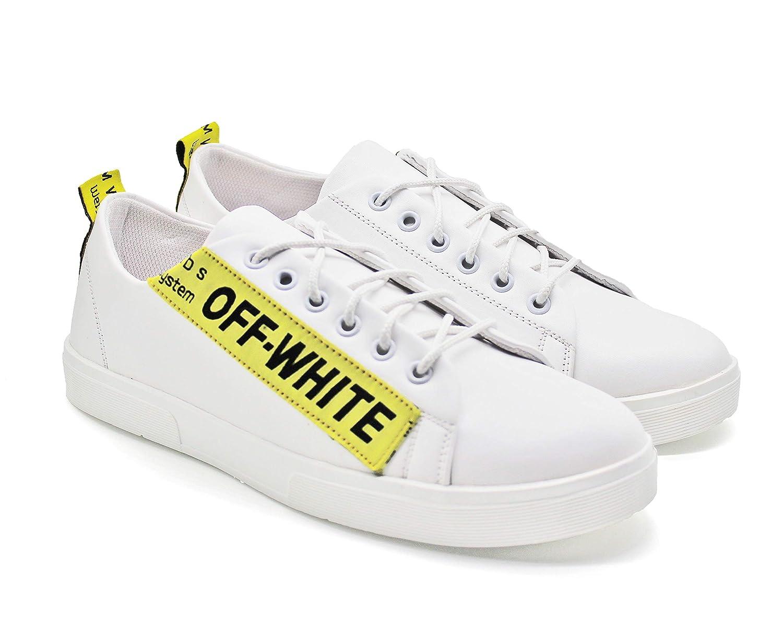 Buy HASTEN Off White Sneakers for Men