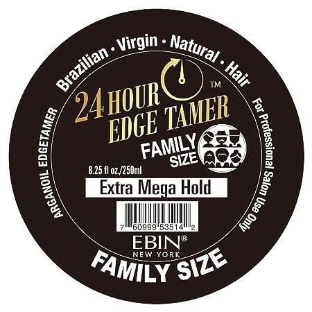 Ebin 24 Hour Edge Tamer Extra Mega Hold 8.25oz   Family Size by Ebin