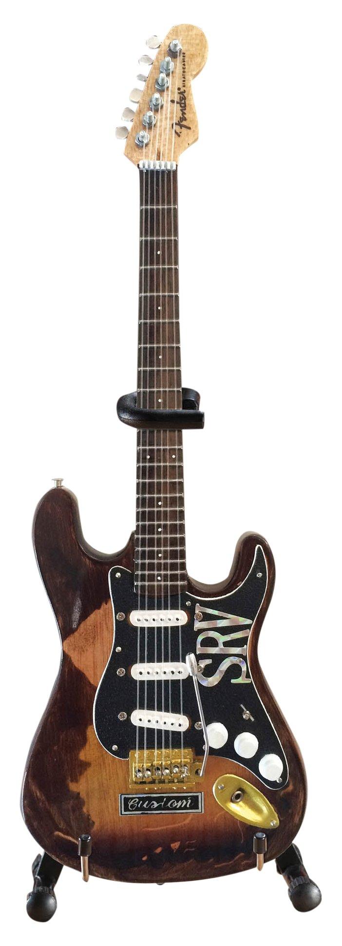 Axe Heaven SRV-040 Model Custom Mini Guitar Replica