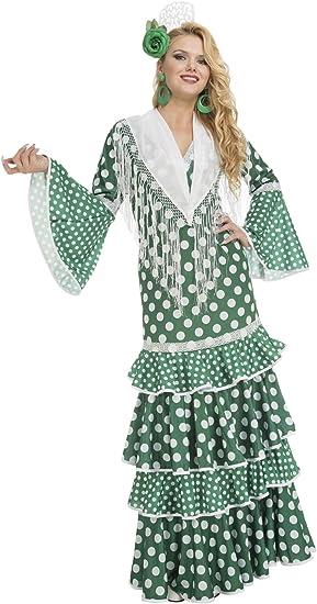 My Other Me Me-203855 Disfraz de flamenca giralda para mujer ...