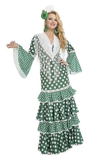 My Other Me Me-203856 Disfraz de flamenca giralda para mujer ...
